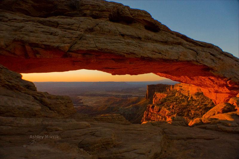 صور  الطبيعة الخلابة Sunrise_on_mesa_arch_800w