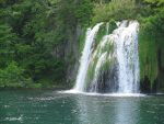 Plitvice lakes national park.  Croatia.  Experience Europe!  Nature picture.