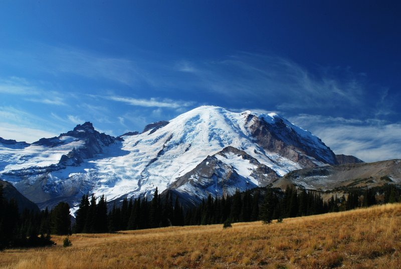 water, hiking, save our glaciers, mount rainier, nature picture.