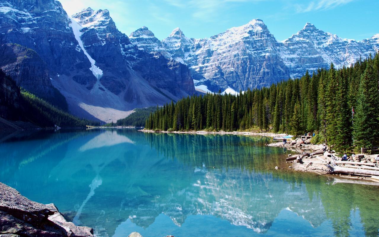 Najlepši nacionalni parkovi sveta Moraine_lake_1280x800