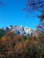 Castle Crags, CA.  Granite.