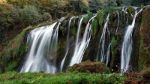 Marmore Falls, Italy.  Waterfalls, intertubes, life jackets.