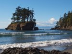 Salt Creek Recreation Area, Olympic Peninsula, Washington State.
