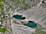 Pilato Lakes in Italy.