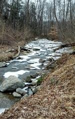Creek in Pennsylvania