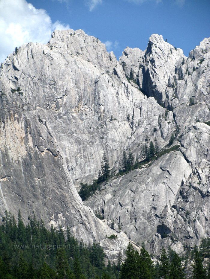 Sierra Nevada Granite