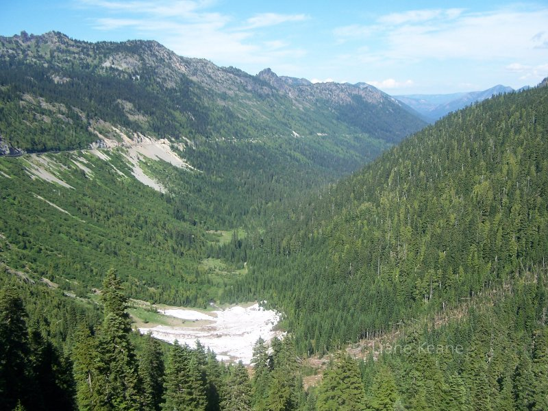 Valley near White Pass