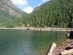 Lena Lake in Washington State