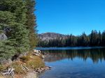 Kirkwood Lake in Northern California
