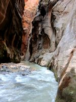 Walking through the Narrows