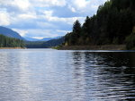 Clark Fork River in Montana