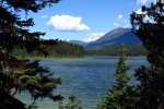 Upper Stillwater Lake in Montana