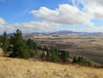 Pretty view from Kamiak Butte