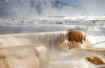 DSLR Camera photography.  Yellowstone National Park.