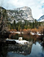 Photography in Yosemite National Park.