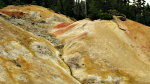 Great photo of Sulfur Works in Lassen Volcanic National Park in Northern California.